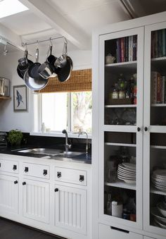 Where We Cook: Caroline & Jeffrey's Elegant California Kitchen | Kitchn