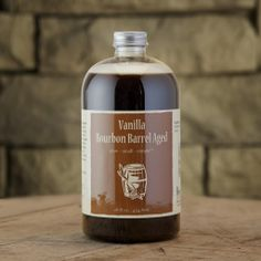 Use Bourbon Vanilla Extract for icing, cookies, and other confections!