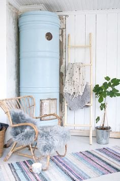 🌟Tante S!fr@ loves this📌🌟 Scandinavian Cottage, Swedish Interiors, Do It Yourself Inspiration, Country Interior, Swedish House, Interior Decorating, Interior Design, My Dream Home, Interior Inspiration