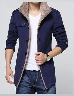Delicious Mens Spring Autumn Pu Imitation Leather Jacket Mens Slim Solid Color Stand Collar Business Casual Motorcycle Leather Jacket Agreeable Sweetness Back To Search Resultsmen's Clothing