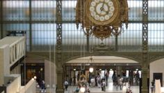 Paris, France ... so many sights to see, but the best museum was Musee d'Orsay.  Spend a day just enjoying the beauty of the building and the spectacular art it holds