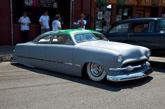 The Invasion Car Show. Deep Ellum, Dallas, Texas.