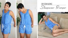 Low Price Fabric #DIY romper sew along w/ Mimi G