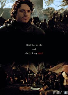 I absolutely love the verbiage on Game of Thrones, as well as the accents.