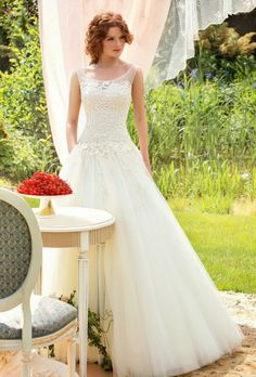 Wedding Dresses by Papilio 2014 | bellethemagazine.com