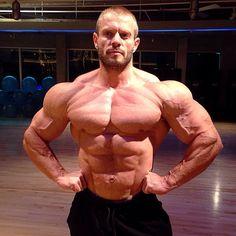 """musclemonsterz: """"Stefan Havlik """""""