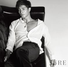 Sung Hoon - Sure Magazine January Issue '16