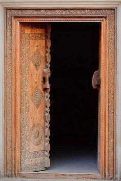 Puertas del mundo / Bahrain door