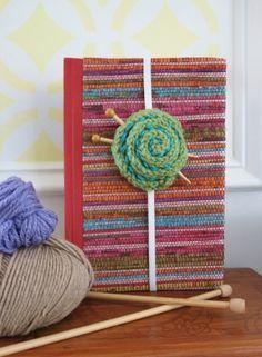 Easy Yarn Ball Bookmark