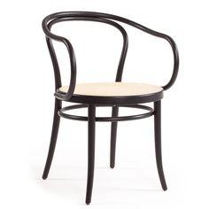 No30 stol, svart/rotting i gruppen Möbler / Stolar & Pallar / Stolar hos RUM21.se (124369)