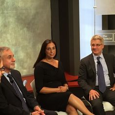 Check out Heal's Chief Health Officer Dr. Renee Dua at @theeconomist panel on healthcare disruption #healthinnovation