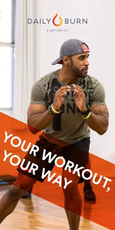 Daily Burn has streaming workouts for all levels and schedules, with trainers who will help you reach your fitness goals. Choose from a variety of workouts, each ranging from 15 minutes to an hour, and all available on your favorite device.  Click the above image to start your 30 day FREE trial!