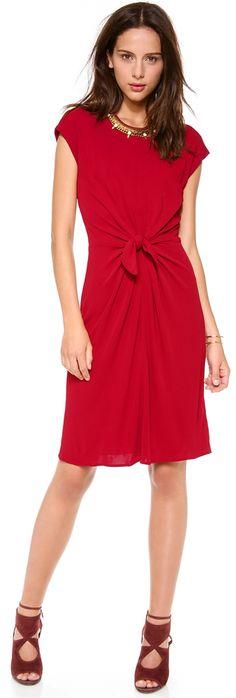 ISSA Short Sleeveless Dress