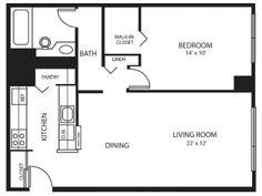 21 Renaissance City Apartments Floor Plans Ideas Apartment Floor Plan Floor Plans Urban Apartment