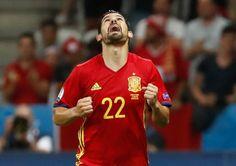 Eurocopa 2016 | Nolito, ídolo de una selección española que ya está en octavos | farodevigo.es