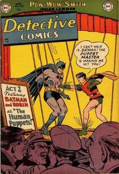 Batman - Robin - Stage
