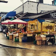 Kensington Market in Toronto, ON: check out Mi Casa, and The Grilled Cheese!