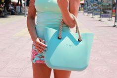 O bag Mini on holiday