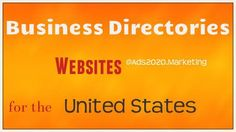 Business Listing Local Directories Sites for USA, Singapore for 2017 @adsolist Free submission…: Business Listing Local… from @vinaivil