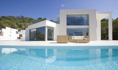 Vista Alegre - modern villa for sale, Ibiza
