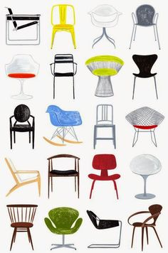 My Style My House Chairs