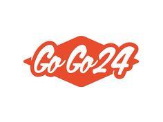 GoGo24 logo proposal