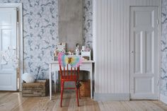 Barnrum - Hosted by nature Samsung, Restoration Hardware, Master Bathroom, Kids Room, Layout, Desk, Cool Stuff, Wood, Table