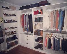 best closet ever part 2 Home Depot Closet Organizer, Closet Organization, Instagram, Closets, Bathrooms, Mom, Bedroom, Home Decor, Ideas