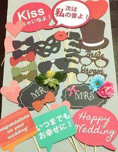 \お金をかけずにDIY♩/無料なのにとびきり可愛い《フォトプロップス》フリー素材サイト3選*にて紹介している画像 Wedding Logos, Diy Wedding, Wedding Ideas, Photo Booth Backdrop, Photo Props, Wedding Designs, Wedding Styles, Chalk Art, Diy And Crafts