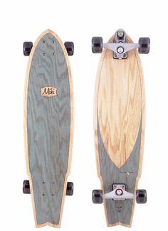 Maki Longboards | Hipster Surf-Skate Board Model