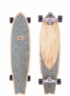 Maki Longboards | Hipster Surf-Skate Board Model