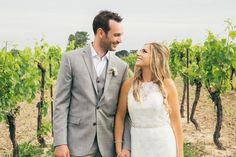 Truth & Tales - real wedding - Bride and Groom portraits - Niagara wedding - vineyard -http://truthandtalesstudio.com/