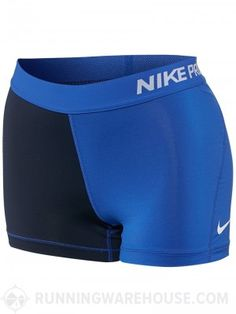 Nike Women's Pro Cool Colorblock 3'' Short