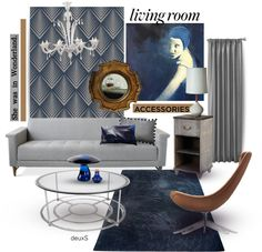 """""""How to Accessorize a Sofa"""" by deuxs on Polyvore"""