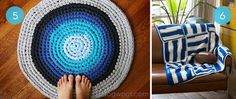 10 Cozy DIY Knitting And Crochet Home Decor Projects