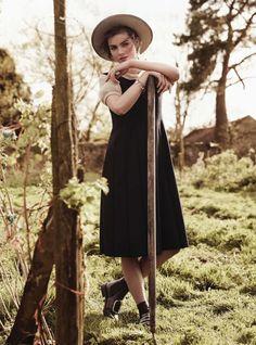moa aberg by ben weller for uk harper's bazaar july 2014