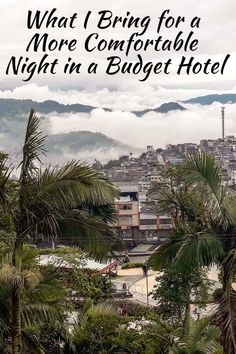 Traveling long-term means traveling on a tight budget, and is why we stay in cheap budget hotels. Here is how to make your hotel room more comfortable. Hotel Secrets, Travel Advice, Travel Ideas, Travel Tips, Travel Articles, Travel Info, Travel Stuff, Hotel Stay, Online Travel