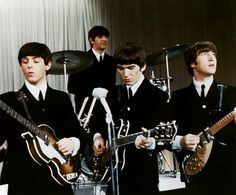 The Beatles In Concert Photograph