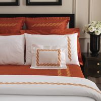 Monica by Dea Linens - Benton and Buckley Custom Bed, White Linen Bedding, Fine Linens, Bed Sheets, Luxury Linen, Italian Bed, Bed, Luxury Bedding, Bed Linen Sets