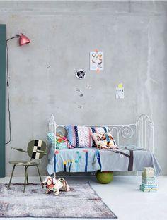 Anthro-Style Kid's Room