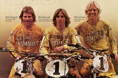 - To AMA Motocross Opener: 1978 -