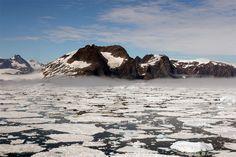 La banquise - Groenland (Greenland)