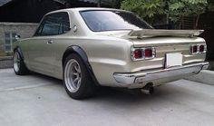 NISSAN SKYLINE GT-R (1968-1972)