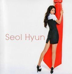 AOA ♡ Seolhyun Kpop Girl Groups, Kpop Girls, Aoa Like A Cat, Kim Seol Hyun, Ft Island, Jung Yong Hwa, Fnc Entertainment, Seolhyun, Cnblue
