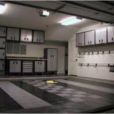 Garage idea. Garage Tools, Garage Shed, Garage House, Man Cave Garage, Garage Plans, Garage Car Lift, Dream Car Garage, Garage Parking, Garage Workbench