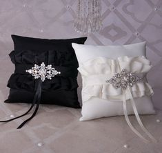 Isabella Ring Bearer Pillow