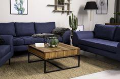 Kjøp Sofabord Nevada 80x80cm Tre/Svart Metall hos Chilli. Hos oss får du høy kvalitet til en god pris. Leveres direkte til døren - Velkommen!