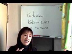 Curso de Japonês - Aula 08 - Satomi Sensei