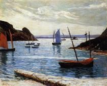 Isle of Brehat - Maxime Maufra
