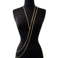 Apsara Body Harness now featured on Fab.
